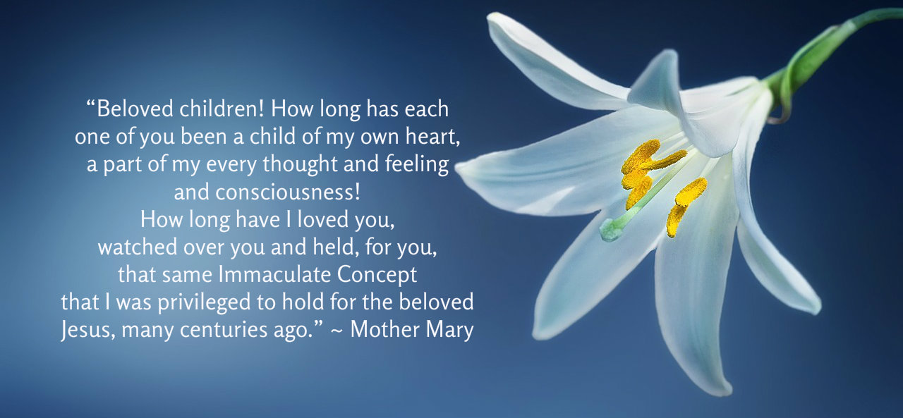 Mother Mary quote