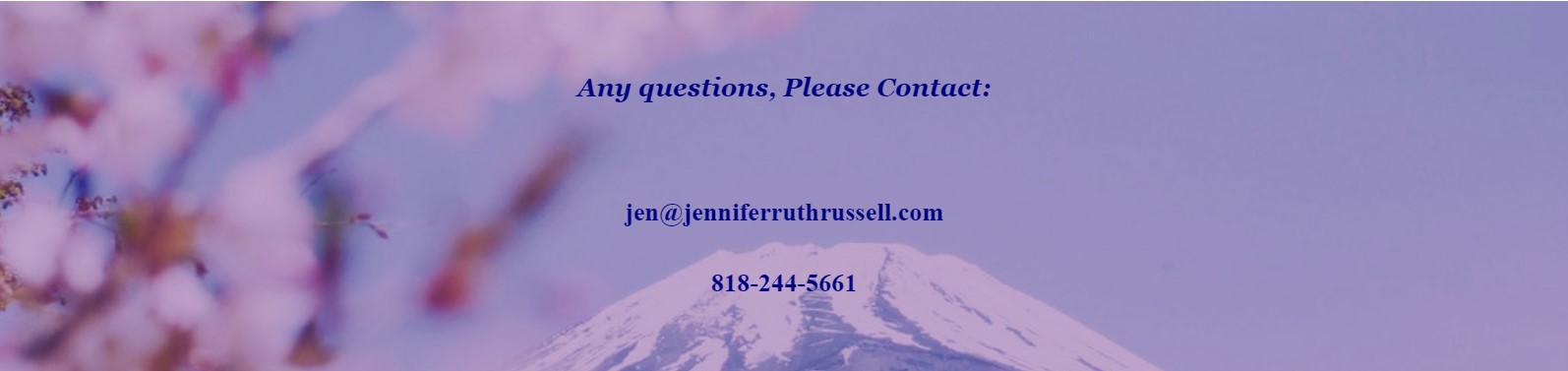 JRR Contact Info