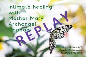 replay intimate healing